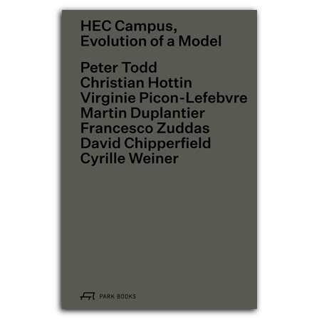 HEC Campus, Evolution of a Model